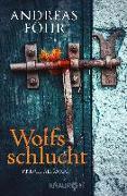 Cover-Bild zu Föhr, Andreas: Wolfsschlucht