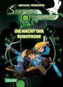 Cover-Bild zu Peinkofer, Michael: Sternenritter 12: Die Nacht der Robotroxe