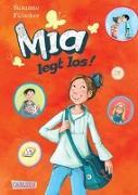 Cover-Bild zu Fülscher, Susanne: Mia legt los!