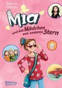 Cover-Bild zu Fülscher, Susanne: Mia 2: Mia und das Mädchen vom anderen Stern (eBook)