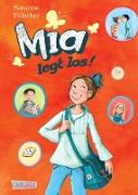 Cover-Bild zu Fülscher, Susanne: Mia 1: Mia legt los! (eBook)