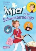Cover-Bild zu Fülscher, Susanne: Mia 6: Mia und das Schwesterndings (eBook)