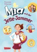 Cover-Bild zu Fülscher, Susanne: Mia 11: Mia und der Jette-Jammer (eBook)