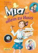 Cover-Bild zu Fülscher, Susanne: Mia 7: Mia fast allein zu Haus (eBook)