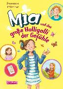 Cover-Bild zu Fülscher, Susanne: Mia 14: Mia und das große Halligalli der Gefühle (eBook)