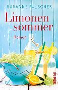Cover-Bild zu Fülscher, Susanne: Limonensommer (eBook)