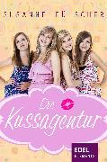Cover-Bild zu Fülscher, Susanne: Die Kussagentur (eBook)
