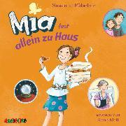 Cover-Bild zu Fülscher, Susanne: Mia fast allein zu Haus (7) (Audio Download)