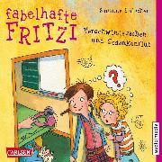 Cover-Bild zu Fülscher, Susanne: Fabelhafte Fritzi. Verschwindesachen und Gedankenflut (Audio Download)