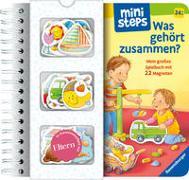 Cover-Bild zu Nahrgang, Frauke: ministeps: Was gehört zusammen?
