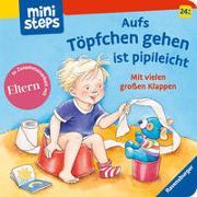Cover-Bild zu Nahrgang, Frauke: ministeps: Aufs Töpfchen gehen ist pipileicht