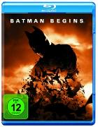 Cover-Bild zu Gary Oldman (Schausp.): Batman Begins (Blu-ray Star Selection)