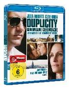Cover-Bild zu Tom Wilkinson (Schausp.): Duplicity