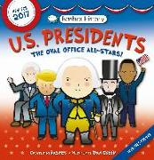 Cover-Bild zu Basher, Simon: Basher History: Us Presidents: Revised Edition