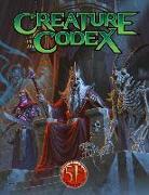 Cover-Bild zu Wolfgang Baur: Creature Codex