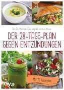 Cover-Bild zu Der 28-Tage-Plan gegen Entzündungen von Despeghel, Michael