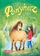 Cover-Bild zu Luhn, Usch: Ponyherz 01. Anni findet ein Pony