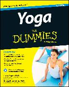 Cover-Bild zu Payne, Larry: Yoga For Dummies (eBook)