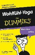 Cover-Bild zu Payne, Larry: Wohlfühl-Yoga für Dummies Das Pocketbuch (eBook)