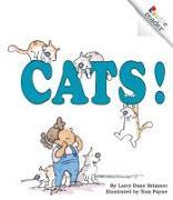 Cover-Bild zu Brimner, Larry Dane: Cats! (a Rookie Reader)