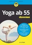 Cover-Bild zu Payne, Larry: Yoga ab 55 für Dummies
