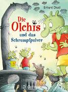 Cover-Bild zu Dietl, Erhard: Die Olchis und das Schrumpfpulver