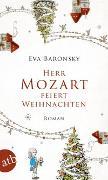 Cover-Bild zu Baronsky, Eva: Herr Mozart feiert Weihnachten