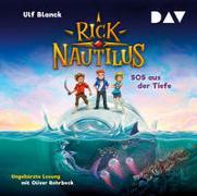 Cover-Bild zu Blanck, Ulf: Rick Nautilus - Teil 1: SOS aus der Tiefe