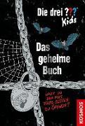 Cover-Bild zu Blanck, Ulf: Die drei ??? Kids, Das geheime Buch