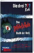 Cover-Bild zu Blanck, Ulf: Die drei ??? Kids: Das gefährlichste Buch der Welt