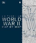 Cover-Bild zu Smithsonian Institution: World War II Map by Map