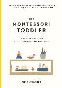 Cover-Bild zu Davies, Simone: The Montessori Toddler