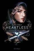 Cover-Bild zu Wolf, Sara: Heartless, Band 1: Der Kuss der Diebin