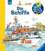 Cover-Bild zu Erne, Andrea: Wieso? Weshalb? Warum? junior: Die Schiffe (Band 8)