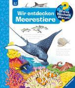 Cover-Bild zu Erne, Andrea: Wieso? Weshalb? Warum? Wir entdecken Meerestiere (Band 27)