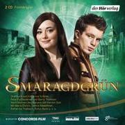 Cover-Bild zu Schöde, Katharina: Smaragdgrün