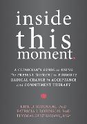 Cover-Bild zu Inside This Moment von Strosahl, Kirk D.