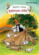Cover-Bild zu Nordqvist, Sven: Pettersson und Findus. Pettersson zeltet