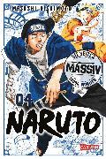 Cover-Bild zu Kishimoto, Masashi: NARUTO Massiv 4