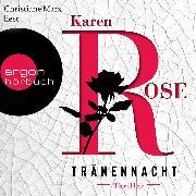 Cover-Bild zu Rose, Karen: Tränennacht - Die Sacramento-Reihe, (Ungekürzt) (Audio Download)