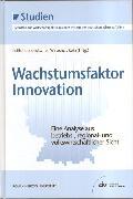 Cover-Bild zu Institut d. deutschen Wirtschaft Köln (Hrsg.): Wachstumsfaktor Innovation (eBook)