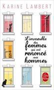 Cover-Bild zu Lambert, Karine: L'immeuble des femmes qui ont renoncé aux hommes
