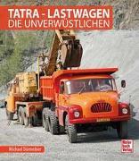 Cover-Bild zu Dünnebier, Michael: Tatra - Lastwagen