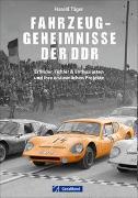 Cover-Bild zu Täger, Harald: Fahrzeug-Geheimnisse der DDR