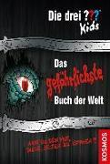 Cover-Bild zu Blanck, Ulf: Die drei ??? Kids, Das gefährlichste Buch der Welt