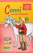 Cover-Bild zu Boehme, Julia: Conni-Erzählbände 1: Conni auf dem Reiterhof
