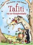 Cover-Bild zu Boehme, Julia: Tafiti und der Honigfrechdachs (Band 7)