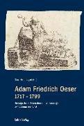Cover-Bild zu Vogel, Gerd-Helge (Hrsg.): Adam Friedrich Oeser 1717¿-¿1799 (eBook)