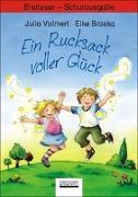 Cover-Bild zu Volmert, Julia: Ein Rucksack voller Glück. Erstleser - Schulbuchausgabe