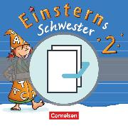 Cover-Bild zu Bauer, Roland: Einsterns Schwester, Sprache und Lesen - Ausgabe 2015, 2. Schuljahr, Strategiekarten, 10 Stück im Paket
